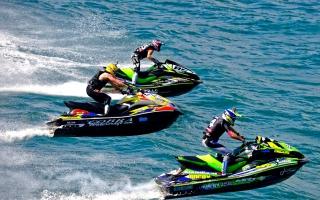Accident de scooter des mers :confirmation de la provision accordée à la victime en référé