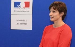 Réforme du modèle sportif français: la ministre des Sports ne «passera pas en force»