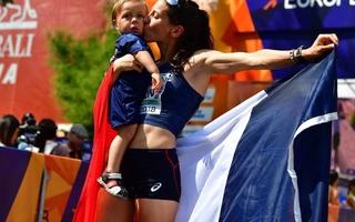 Retour sur la suspension provisoire de la marathonienne Clémence Calvin