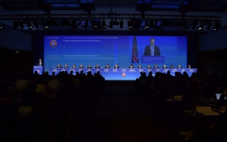 Le Président de l'UEFA se dit ouvert à des réformes d'envergure !